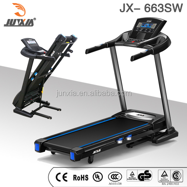 Hot Sale fitness Electric Running Machine Fitness Gym Equipment Motorized Treadmill