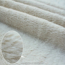 pets bed lining plush fabric