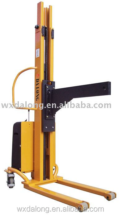 5000kg Capacity Single Mast Battery Operated Lift Truck