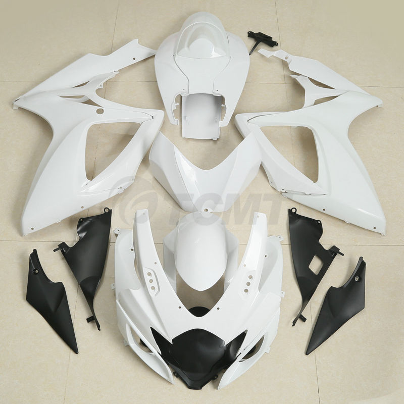 ABS Injection Fairing Kit BodyWork For SUZUKI GSXR GSX-R 600 750 2006-2007 K6