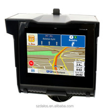 5 inch Sat Nav GPS Case Holder waterproof motorcycle dvd player with gps navigation