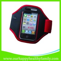 Adjustable Nylon & Neoprene Sports Armband for your Phone