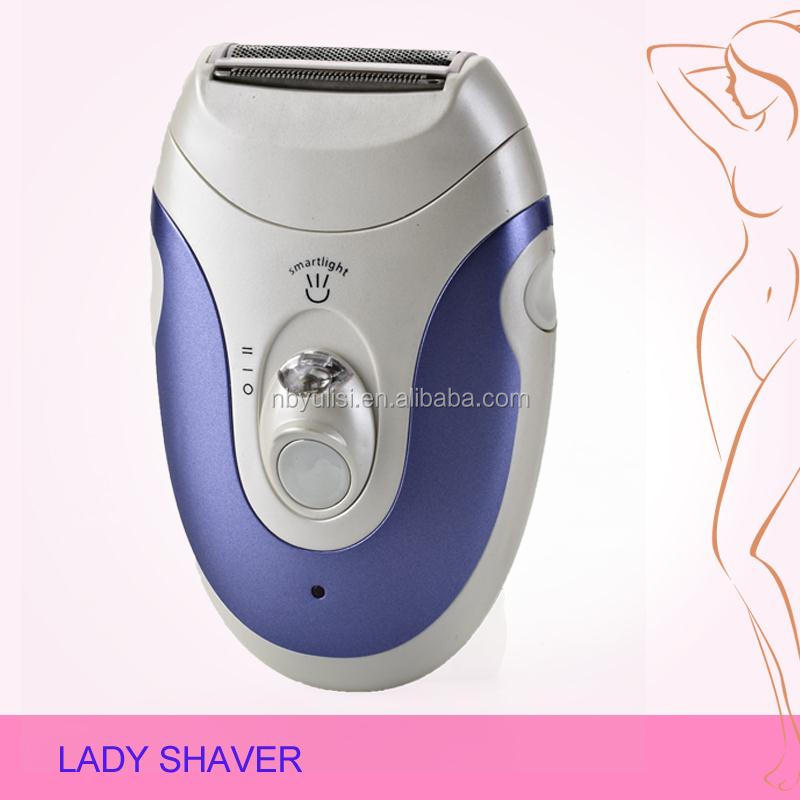 Brand new women professional clipper rechargeable hair trimmer Back Hair Shaver with high quality electric lady shaver