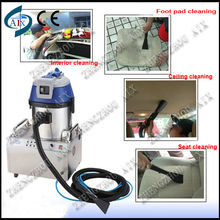 Steam & vacuum handheld steam washer