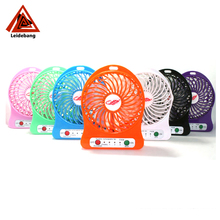Wholesale market in mumbai mini electric smart fan with universal power bank charger 2200mah
