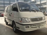 Diesel and Petrol Hiase Type Van Mini Bus