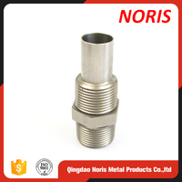Turning machining service polished stainless steel machined parts precision cnc parts
