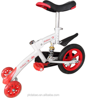exercise bikes for youth with 3 wheels