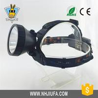 1 years warranty Strong power red light led headlamp with high quality