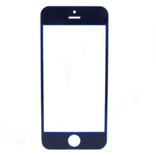 New Front Outer LCD Touch Screen Digitizer Glass Lens Replacement for iphone 5 5s 5c