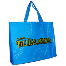 Hot sale reusable promotional cheap printed shopping bags for food