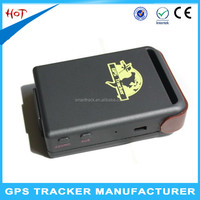 Hot sale mini gps tracker TK102 for people pets vehicle