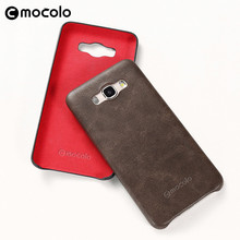 Mocolo Free Sample Wholesale Cellphone Accessories Back Cover Leather Pu Mobile Phone Case For Samsung Galaxy S7 Edge