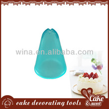 Cake decorating tip;cream nozzle