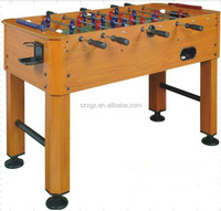 Any color available cheap MDF foosball table for sale in Alibaba