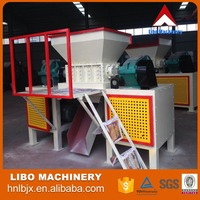 Full Service Waste Metal Tire Plastic Shredder Machine for Sale
