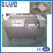 2016 Semi automatic commercial meat salting slicer machine