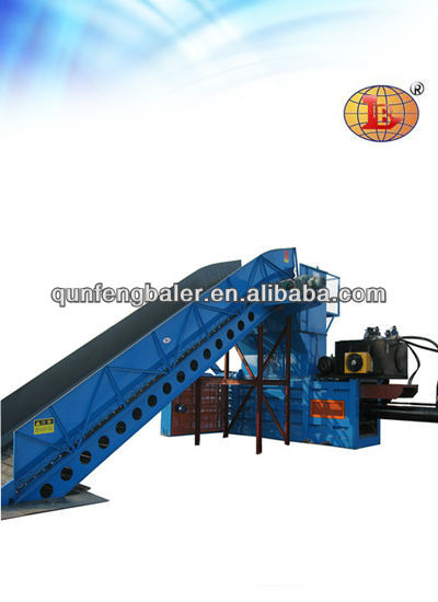 FDY-1200 Horizontal Plastic Compactor