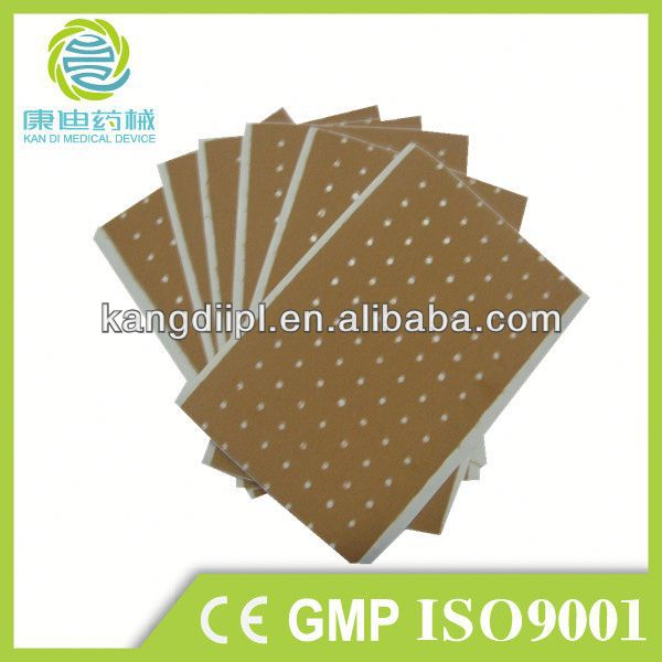 QS8001hot selling from China manufacturer Capsicum plasters for relieving pain acupuncture points pain relief