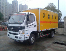 foto brand 4.4 blasting equipment transporting truck/explosion-proof vehicles