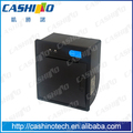 2 inch 58mm 5-9V low noise auto cutter micro panel thermal ticket printer with RS232/TTL/USB