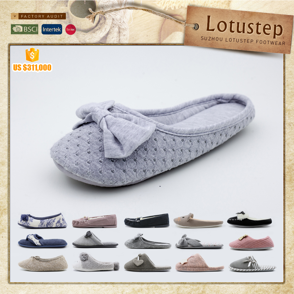 Comfortable Indoor Chunky Knit home shoes