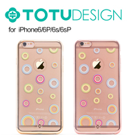 TOTU SOFT TPU CELL PHONE CASE FOR IPHONE 6S/6SPLUS/6/ 6PLUS