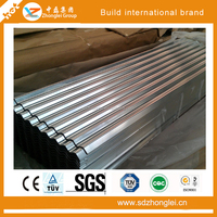 low price color coated corrugated metal roofing sheet prices