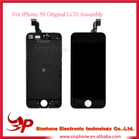 Motherboard replacement FOR IPHONE 5S lcd with digitizer assembly