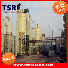 Gypsum powder production line with 200 Ton per day