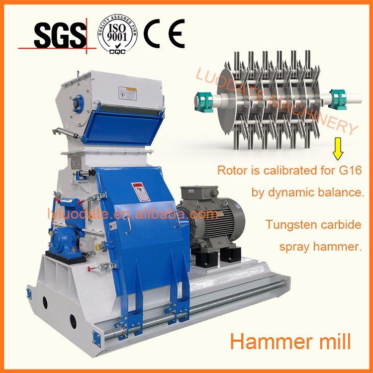 Animal Feed Pallet Making Machine