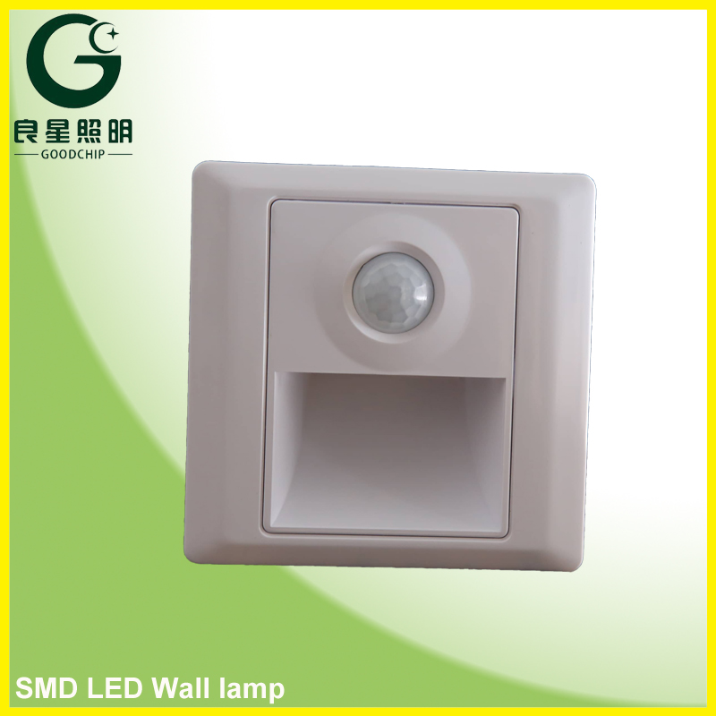 Factory Price Home Decorative Led Light Hotel Wall Lamp White