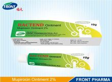 BACTEND Ointment (Mupiroci Ointment 2%) , impetigo and folliculitis