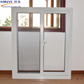 Economical low cost pvc glass sliding window
