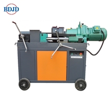 Factory supply rebar thread rolling machine Thread rolling flat dies