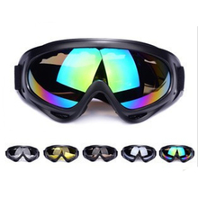 Ski Goggles For Snowmobile Snowboarding Cycling Superior Protective Snow Glasses With UV custom ski goggles
