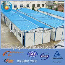 China manufacturer prefabricated house modular homes
