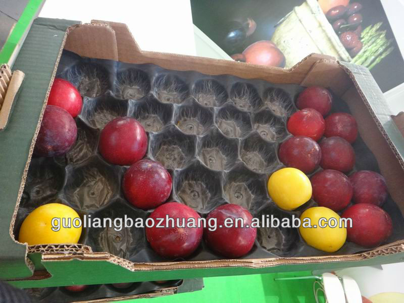fresh fruit packaging tray