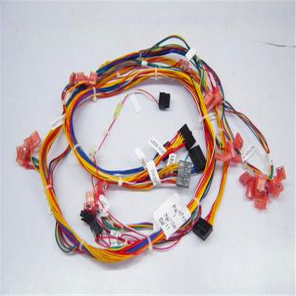 automotive instrument wiring harness