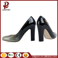 Gold High Heel Shoes office fancy girls Stiletto Pump toe For Sexy Women/Evening High dress