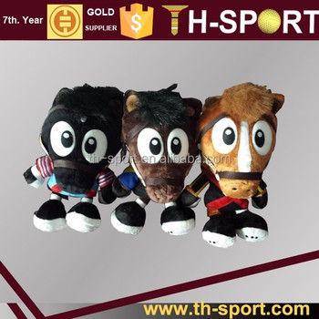 Hourse golf animal head cover for sale