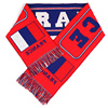 2018 Colombia World Cup high quality knitted acrylic Football Scarf
