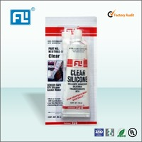 cars trucks and veihicle spare parts use high -temp resist quick dry RTV silicone sealant gasket maker adhesive genral purpose