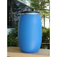 open top 120 Liter Plastic drum/barrel