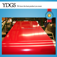 YDGS Steel Group prepainted galvanized steel coil/sheet ppgi color coated steel coil manufacturer