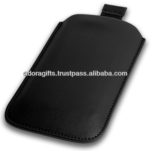 ADALMC - 0013 india oem mobile cover manufacturer / new style leather cover for cell phone / mobile hand pouch for ladies