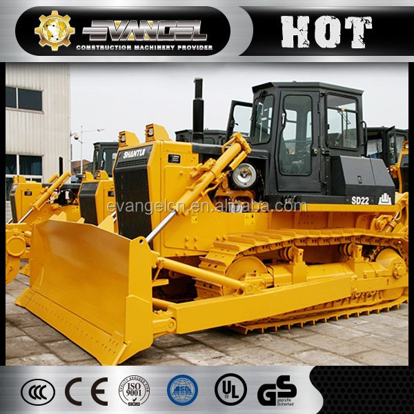 Hot! New Shantui SD22C coal bulldozer 200hp bull dozer prices