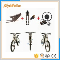 80-100km/h big power ebike Full suspension electric bike 3000w 60V 72V with Panasonic lithium battery