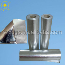 Perforated Radiant Barrier Aluminium foil+PE Woven+Al Foil Heat Isolation Materials for Roof