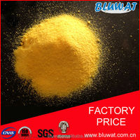 Textile effluent treatment polyaluminium chloride PAC -031